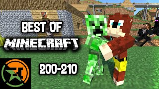 The Very Best of Minecraft | 200-210 | Achievement Hunter | AH