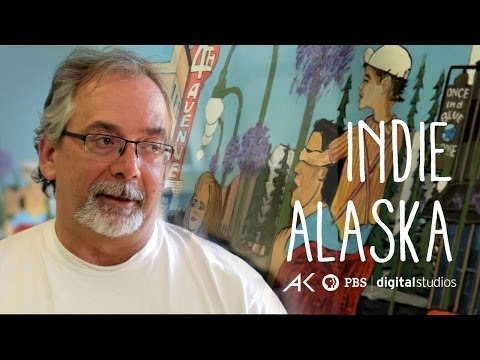 I Am A Street Artist | INDIE ALASKA