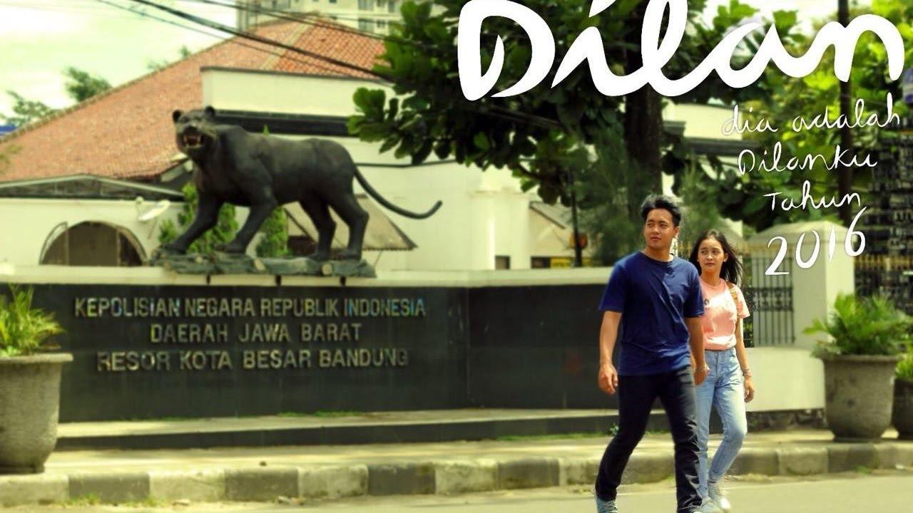 Visualisasi Novel DILAN: Dia Adalah Dilanku Tahun 1991 (4K ...