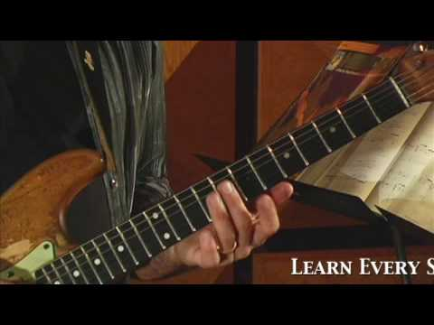 """""""Little Wing"""" Intro - Guitar Lesson with Andy Aledort"""