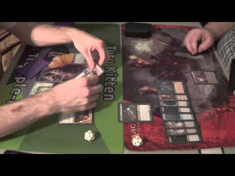 Legacy Magic — EVA (Death & Taxes) vs. Manaless* Dredge