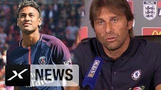 """Antonio Conte: """"Es muss kein Neymar sein, aber ...""""   FC Chelsea   Premier League"""