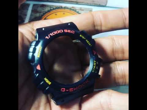 Replacement Bezel For G Shock DW 6000