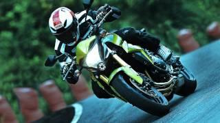 Teste Honda CB 1000R