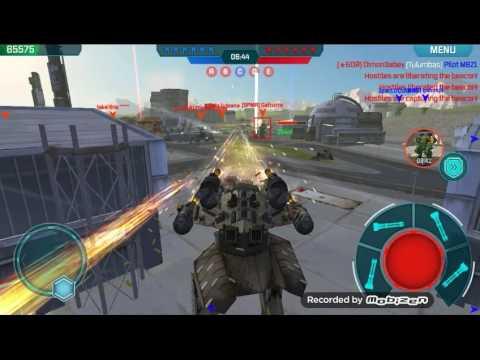 War Robots Challenge (punishers,punisher Mk2s Only) - YouTube