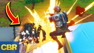 The 10 Most Overpowered Things In Fortnite That Need A Nerf