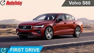 Driving The All New Volvo S60 | AutoToday