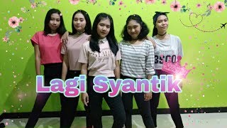 LAGI SYANTIK - Siti Badriah. Dance by Rose team - Stafaband
