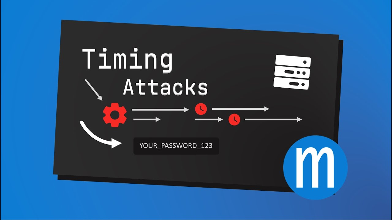 Time to Hack - Cracking passwords using only timing information
