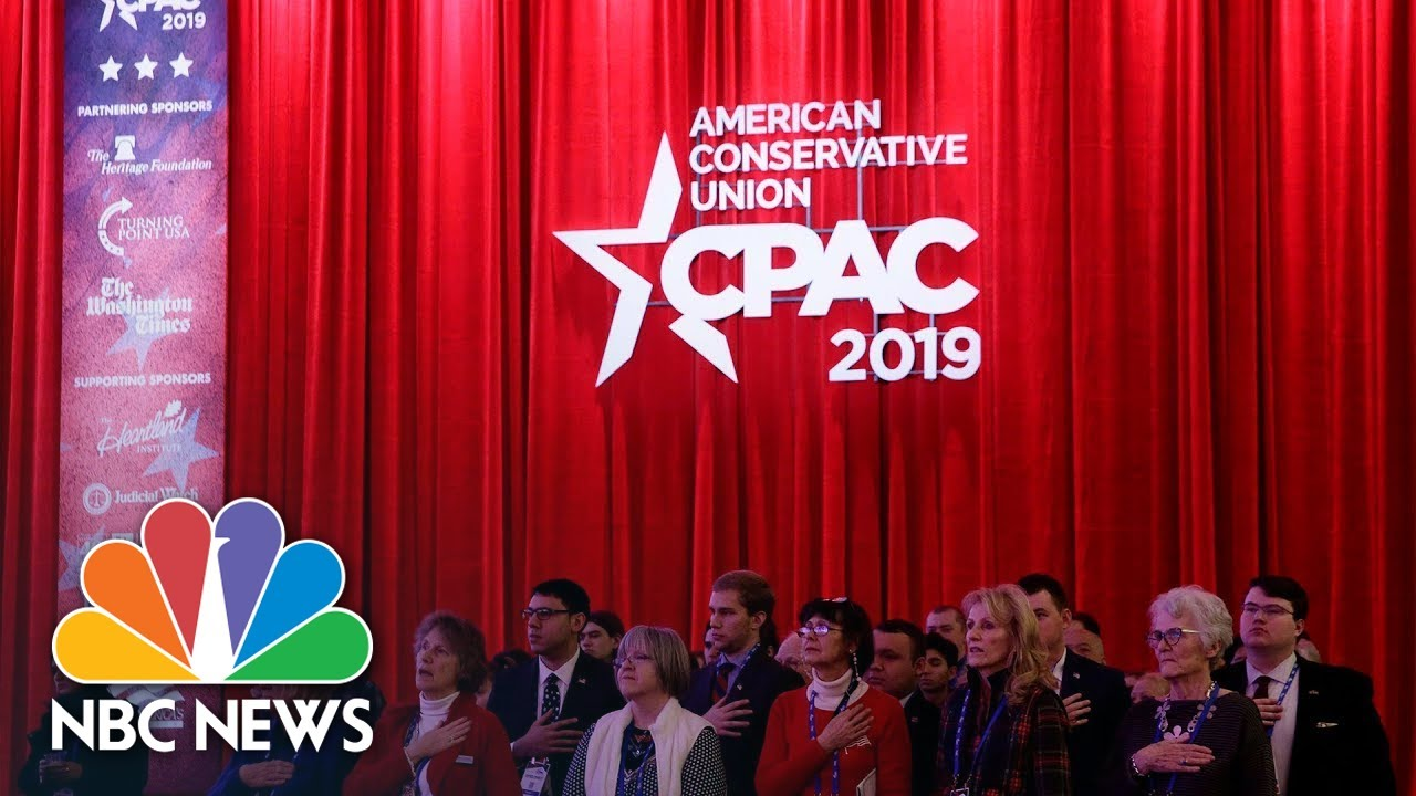 WATCH LIVE: Day 2 of CPAC 2019