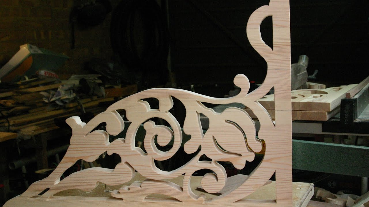 victorian fretwork patterns / scroll saw designs