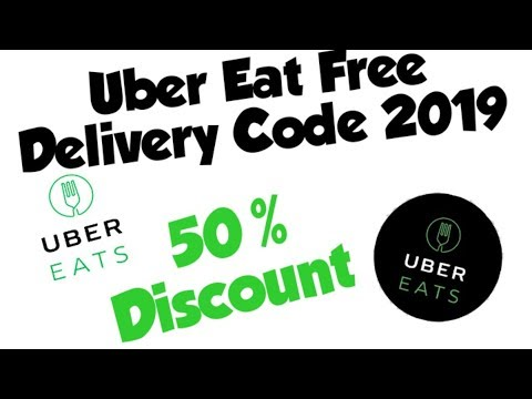 Uber Eats Free Delivery Code 2019 | Online Food Ordering Company Promo Codes
