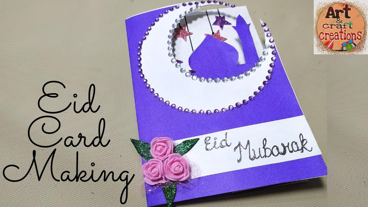 handmadecard cardidea eidcardhandmade greeting card for