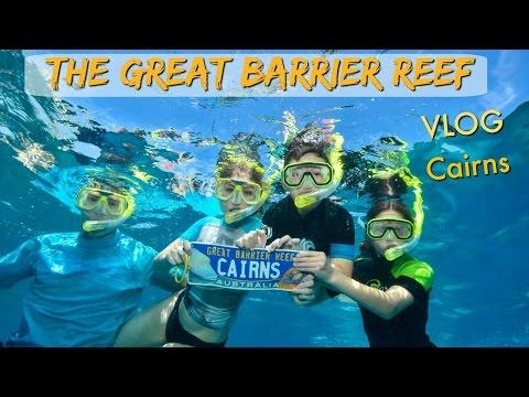 Vlog Como é Cairns: Snorkling, Helicóptero, Barreira de Corais...Great Barrier Reef Australia
