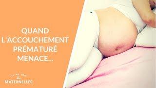 Quand l'accouchement prématuré menace... - La Maison des maternelles #LMDM