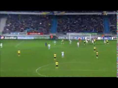 Stopilla Sunzu goal vs FC Lorient