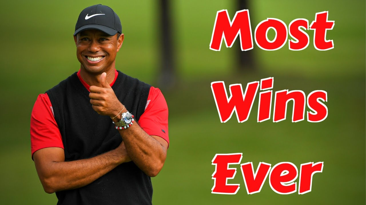 Tiger Woods Ties Record With His 82nd PGA Tour Victory ...