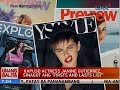 "UB: Kapuso actress Janine Gutierrez, sinagot ang ""firsts and lasts list"""