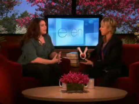 Stephenie Meyer- Ellen's Show (2008-11-27) [HQ][FULL]