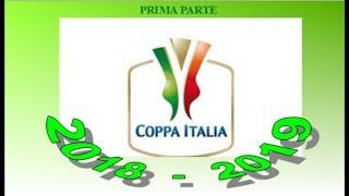 Coppa Italia 2018-2019 - Simulazione con i DADI!