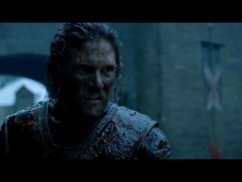 Jon Snow vs Ramsay Bolton - Fight Scene | Game of Thrones 6x09 HD