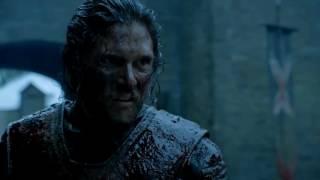 Jon Snow vs Ramsay Bolton - Fight Scene | Game of Thrones 6x09 HD
