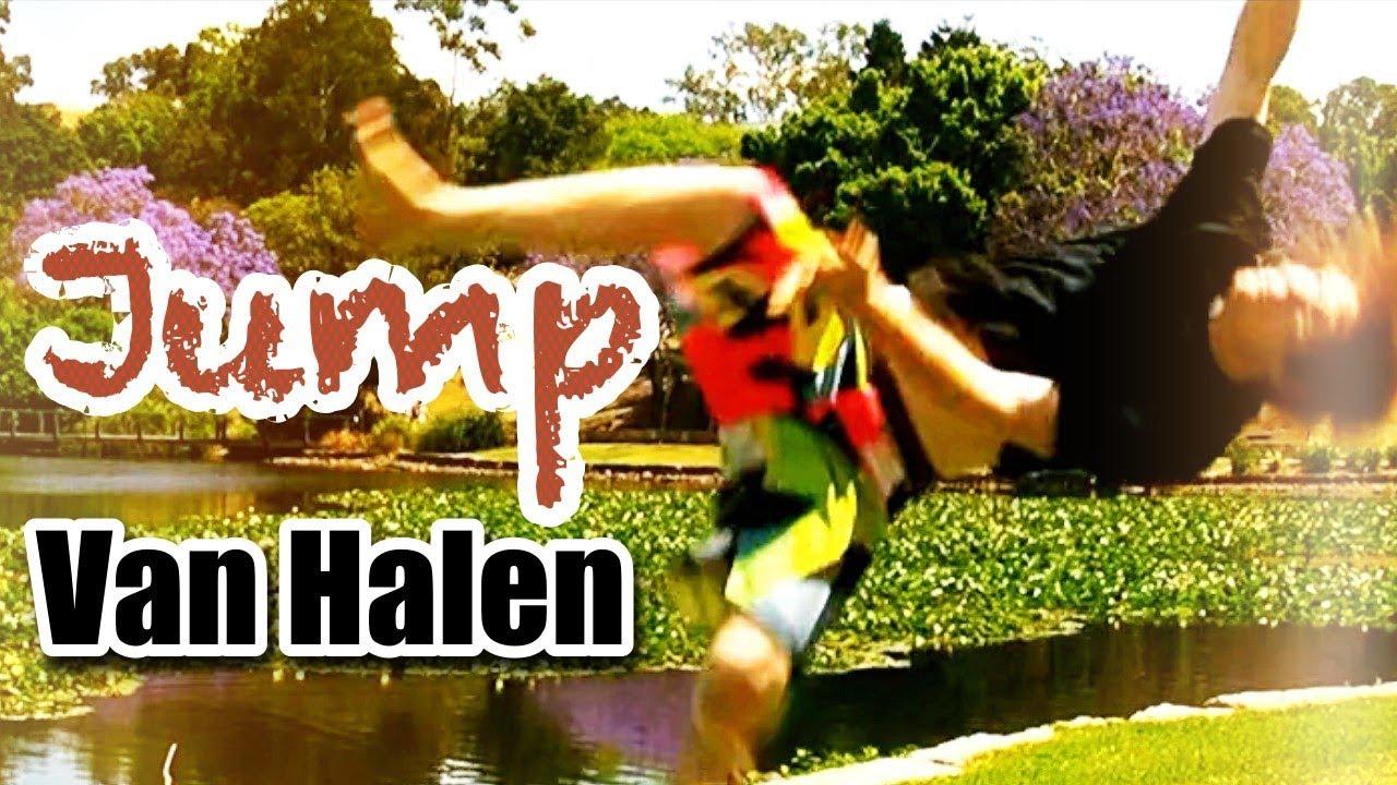 Van Halen Jump Letra Traducao 1984 Youtube