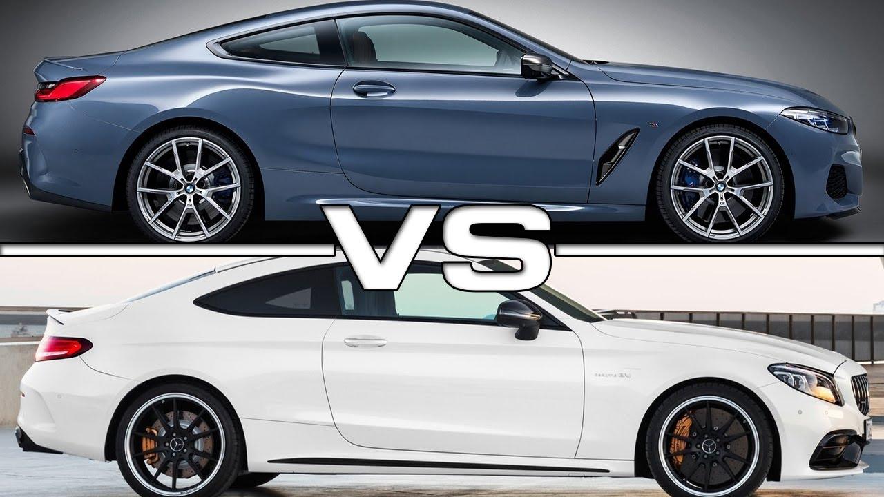 2020 BMW M8 vs 2019 Mercedes-AMG S63
