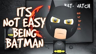 Why Its Tough Being an Awesome Ninja (Batman) - Comics Module