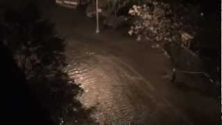 Hurricane Sandy - NYC Flooding - Monday Night