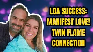 Law of Attraction SUCCESS STORIES! Manifesting LOVE! Twin Flames Explain Their Journey 🔥 🔥