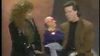 Reba McEntire And Jeff Dunham