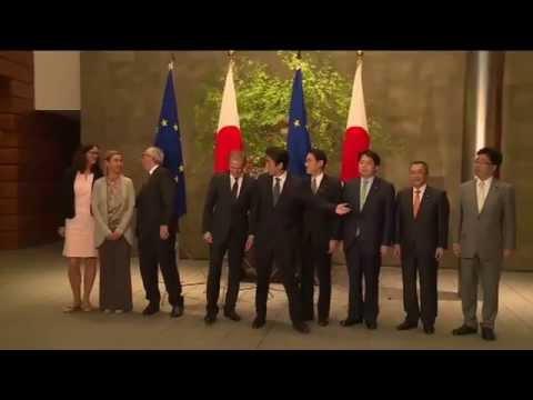EU-Japan Summit