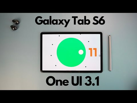 Galaxy Tab S6 Android 11 And One UI 3.1 OFFICIAL Update - Top 10 New Features !