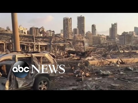 A year after Beirut explosion, Lebanon must reckon with dire economic crisis  Nightline