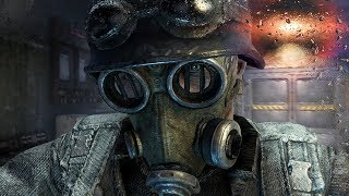 Metro: Last Light Redux DLC Faction Pack — СНАЙПЕРЫ! СКВОЗЬ ДОЖДЬ И ГРЯЗЬ!