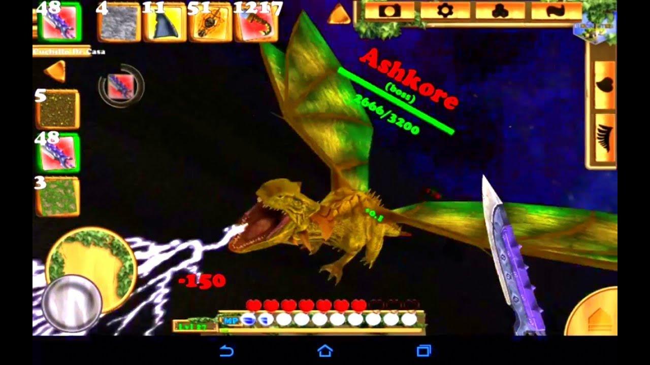 Block Story Android Ep 22 Quot Ashkore El Dragon Del Cielo