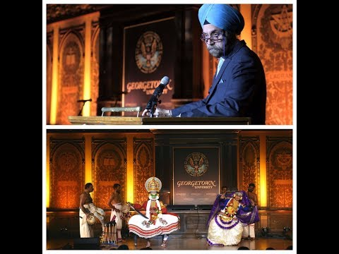 India @ 70 Celebrations at Gaston Hall, Georgetown University, Washington DC on November 20, 2017