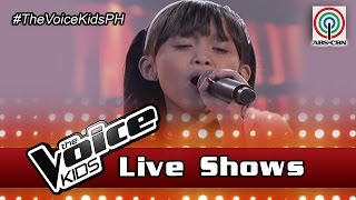 "The Voice Kids Philippines 2016 Live Semi-Finals: ""A Moment Like This"" by Yessha"