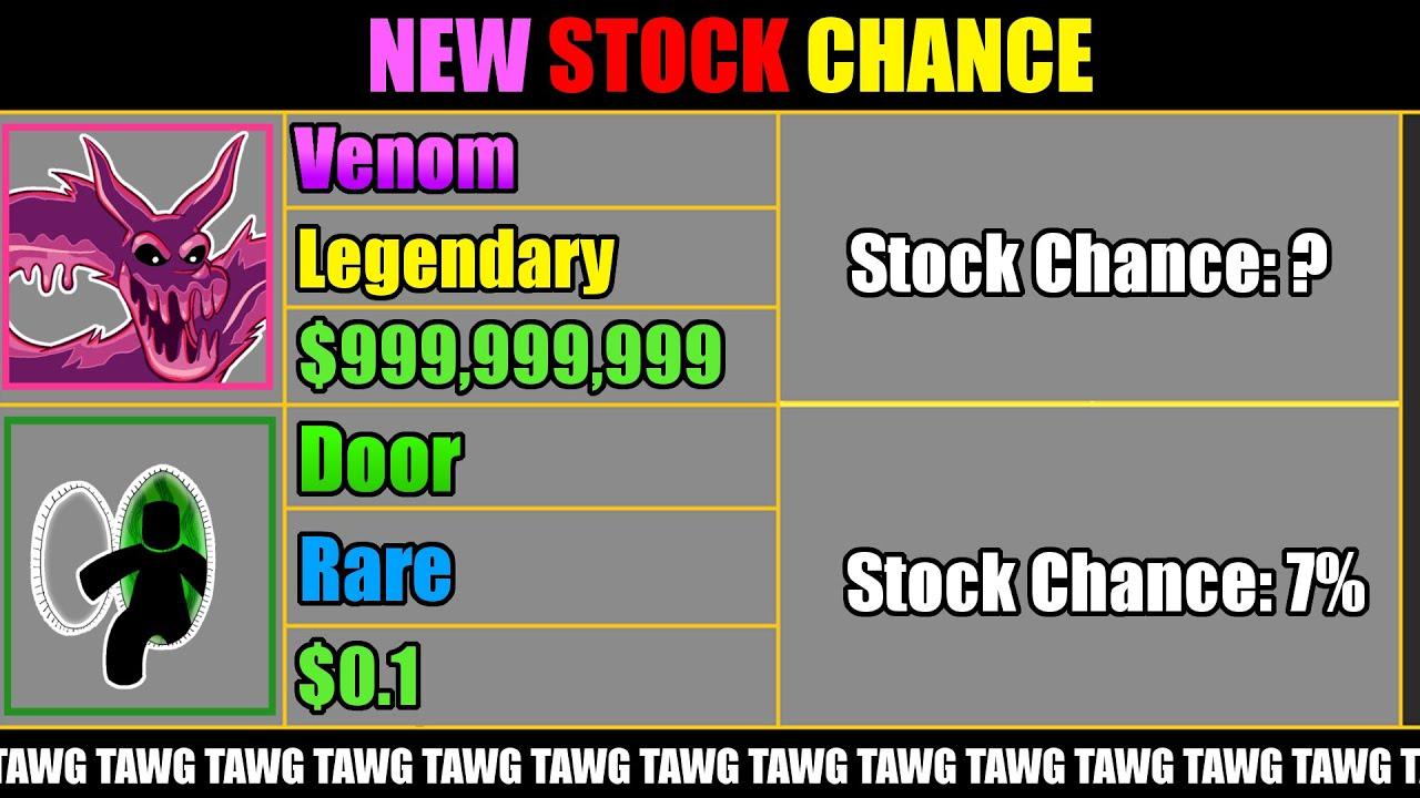(NEW🔴) Blox Fruits Stock Chance!