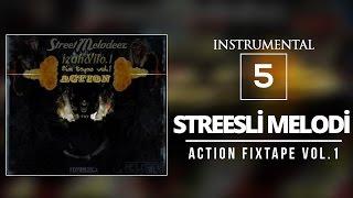 05. No.1 & İzah - StreetMelodeez (Action Fixtape Vol.1) -  Streesli Melodi (Inst)