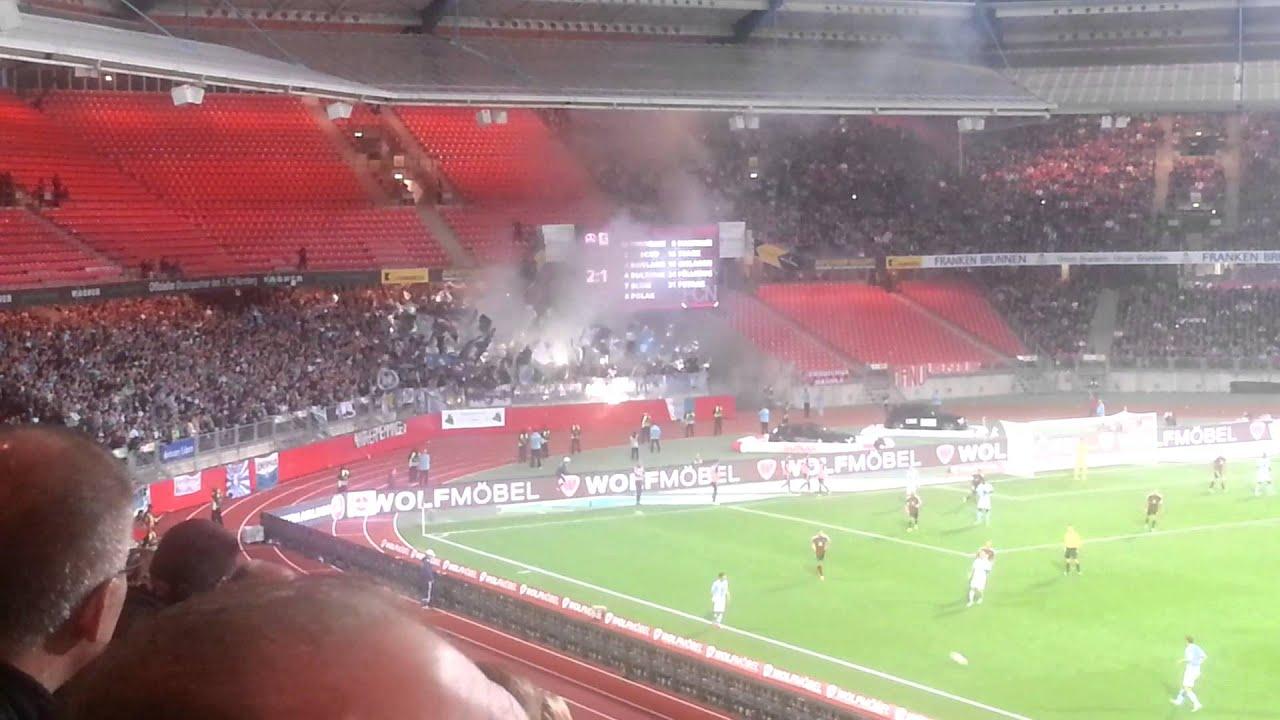 Nürnberg Stadion Gästeblock