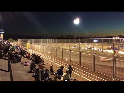 SO. Speedway SODCA Dwarf cars 7-7-18 Main