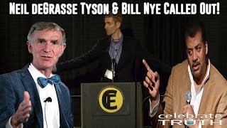 Robbie Davidson Calls Out Neil deGrasse Tyson and Bill Nye at Flat Earth International Conference