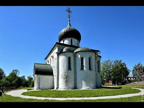Русь Залесская. Юрьев-Польской. Георгиевский Храм. Часть 2.