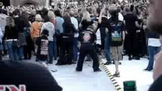 Iron Maiden fan Sweden