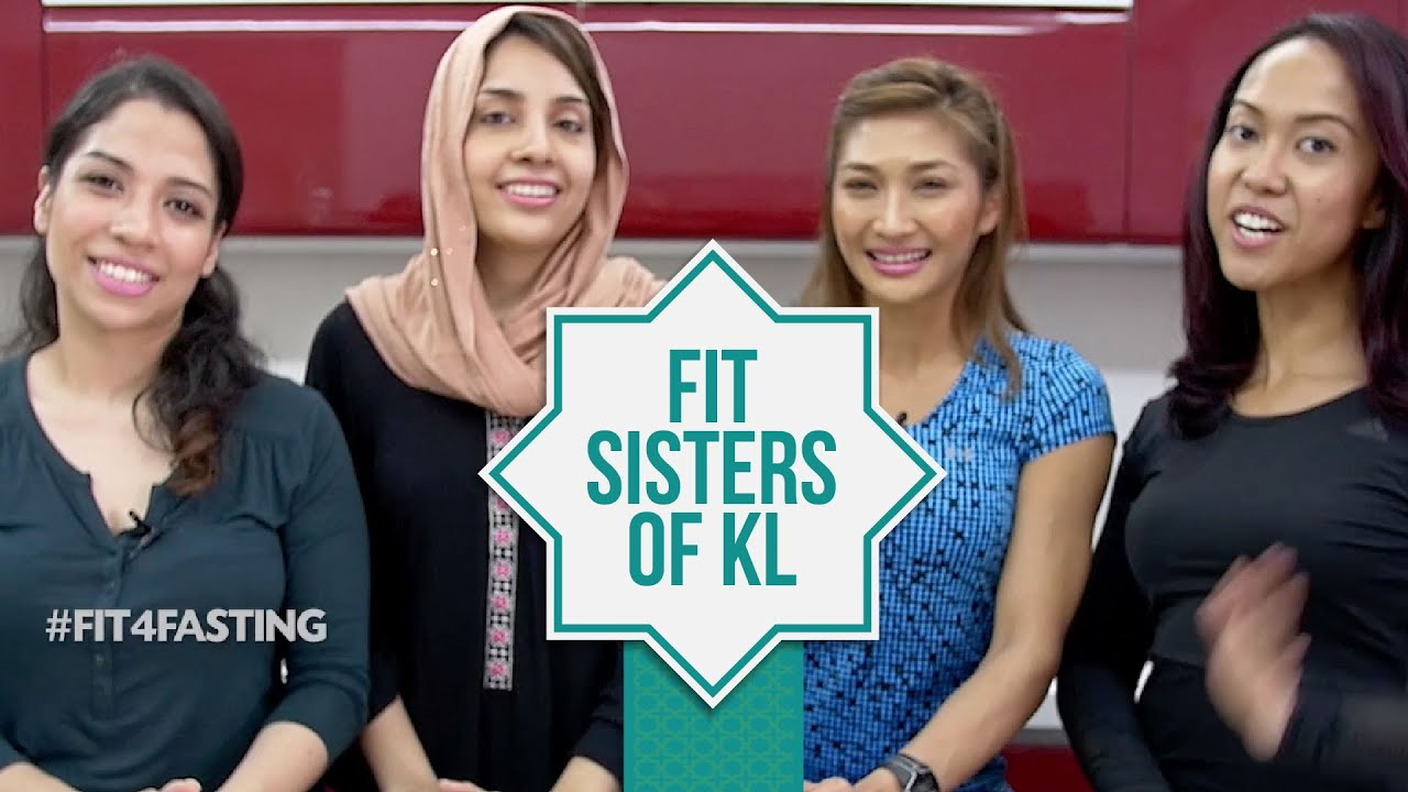 Healthy Briyani Tanam   Fit 4 Fasting   Fit Sisters Of KL - YouTube