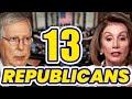 Can 13 GOP Senators SUPPORT STIMULUS & Senate Leader PREDICTION (DC Comedy Hour)