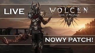 Wolcen: Lords of Mayhem CO-OP - NOWY PATCH! #live LECIMY PO 666 SUBÓW!
