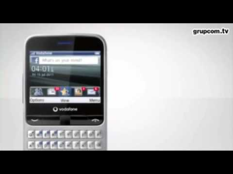 Vodafone 555 Blue : Grupcom.tv